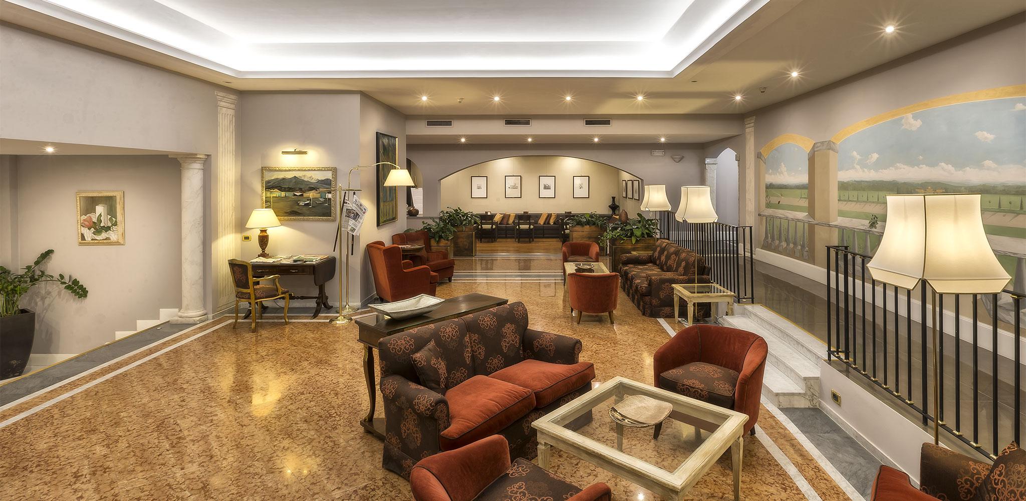 Palace Hotel Maria Luigia Parma
