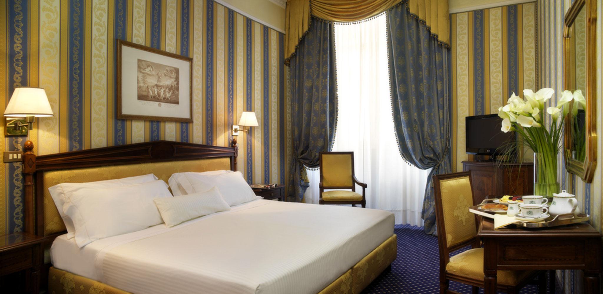 Sina Hotel De La Ville Milan